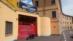 Moto Guzzi 750S avant portal da fabrica.