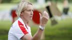 Martina Voss-Tecklenburg la trenadra da la squadra svizra da ballape da dunnas