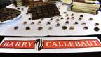 Il logo dal producent da tschigulatta Barry Callebaut.
