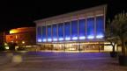 Liederhalle a Stuttgart