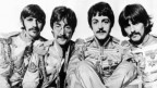 Purtret en nair ed alv dals quatter Beatles.