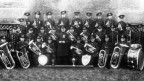 Thomas James Powell cun sia «Melingriffith Band»
