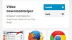 L'Addon «Video Download Helper»