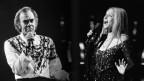 Barbra Streisand e Neil Diamond