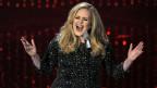 Adele durant in concert