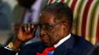 Robert Mugabe, il president da Simbabwe regia dapi l'onn 2000 pli u main avertamain sco dictatur.