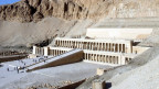 Er duas gruppas svizras eran il di da l'attentat en il tempel Hatschepsut.