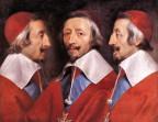 Il cardinal Richelieu 1637 malegià da Philippe de Champaigne.