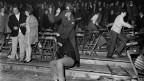 L'avrigl 1967 suenter in concert dals Rolling Stones datti grevs cravals a Turitg.