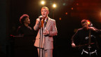 Sam Smith durant in concert
