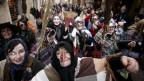 """Til da """"La Befana"""" tras las vias da Urbania en l'Italia"""