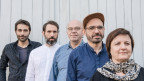 L'ensemble Palmyra: Bahur Ghazi, Dario Sisera, Christoph Baumann, Luca Sisera, Patricia Draeger.