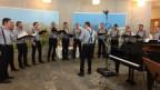 Alexi Nay e sia gruppa da chant - CANORUS