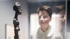 Statua da Giacometti probablamain falsifitgada.