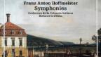 Orchestra della Svizzera italian cun musica da Hoffmeister