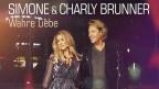 Il cover dal disc actual da Charly Brunner e Simone