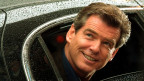 Pierce Brosnan il 2002 durant far promoziun per ses davos film da James Bond «Die another Day ».