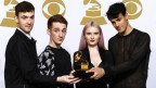 La gruppa englaisa Clean Bandit durant ils Grammys