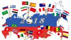 in logo dal campiunadi mundial da ballape en Russia