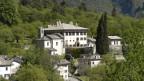 Il Palazzo Vertemate a Piuro.