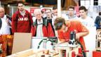 Candidat als Swiss Skills – tar ils scrinaris