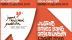 Ils concerts da la JBBG èn stads il fanadur 2018.