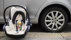 Liar en uffants en l'auto