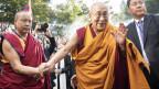 Dalai Lama visita Rikon