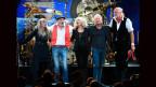 Fleetwood Mac suenter in concert il 2018