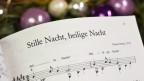 Notas e text da «Clara notg» – il hit da Nadal.