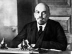 Vladimir Ilich Lenin l'onn 1918