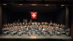 Ina musica militara durant in concert