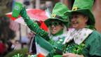 En ils Stadis Unids vegn festivà fitg il St. Patrick's Day
