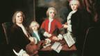 La famiglia Bach