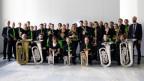 Foto da gruppa da la Brass Band Sursilvana