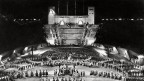 L'arena da festa il 1955.