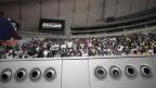 Il stadion a Doha – sutvart ils indriz per sfradentar.