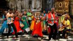 Il Soweto Gospel Choir da l'Africa dal sid.