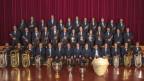 ina fotografia da la Valaisia Brass Band