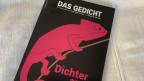 """La revista """"Das Gedicht"""" cun lirica rumantscha"""