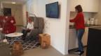 In ambient modern per sviluppar novas ideas - il Coworking Space da Mia Engiadina a Scuol.