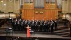 Fabiana Noro dirigia il Coro Polifonico di Ruda/Friaul