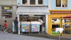 pitschen kiosk a Turitg