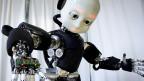iCub heisst dieser kleine humanoide Roboter aus Italien.