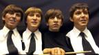 Oft kopiert: Die Beatles.
