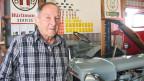 Hans Obrist besitzt über 20 Oldtimer-Traktoren.