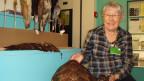Ruth Veltheim lässt Kinder das Museum in Bern entdecken.