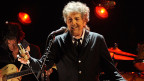 Bob Dylan auf der Bühne in Los Angeles (12. Januar 2012).