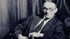 Rudolf Roessler vor dem Krieg – noch unbeschwert.