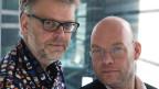 Das Autorenduo Hjorth & Rosenfeldt (Bild: Cato Lein)